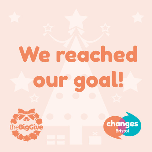 Reached our goal