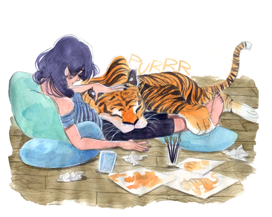 Tiger and Lilje.png