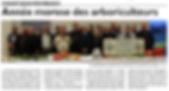 Exposition des arboriculteurs de Saint-Jean-Rohrbach paru le 15/09/15 dans le Républicain Lorrain