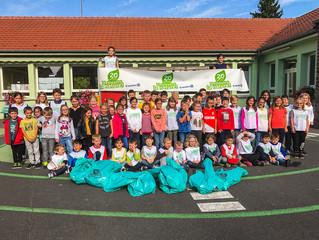 Les écoles font un geste pour la Nature