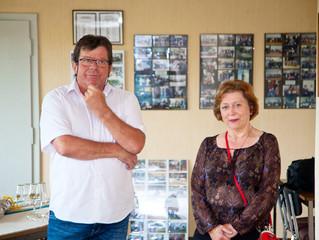 Départ en retraite pour Astride PONTES et Jean-Jo SPRUNCK