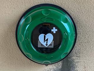 2 nouveaux défibrillateurs ont été installés