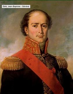 Général Jean-Baptiste ÉBLÉ, originaire de Saint-Jean-Rohrbach