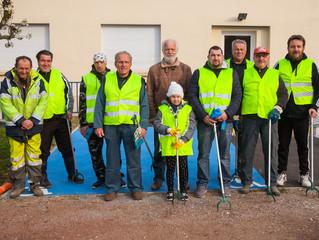 Opération village propre - Nettoyage de printemps