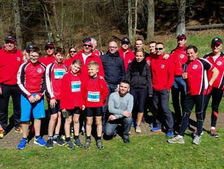 4 podiums pour l'école cyclo à Hombourg-Haut