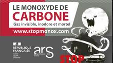 Campagne de sensibilisation sur les dangers du monoxyde de carbone