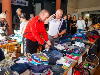 Bourse aux vêtements et jouets du Cyclo-Club