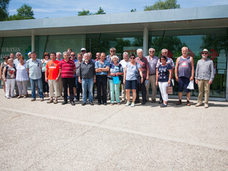 Jumelage St-Jean - Sotzweiler : Visite du parc archéologique de Bliesbruck