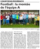 Assemblégénérale de l'Union Sportive de Saint-Jean-Rohrbach paru le 17/06/16 dans le Républicain Lorrain