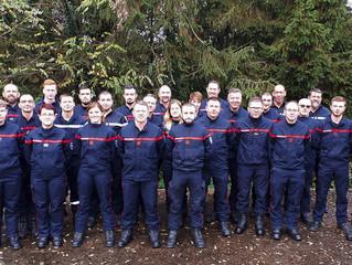 Les sapeurs-pompiers maintiennent et perfectionnent leurs acquis