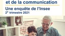 Enquête INSEE sur les technologies de l'information et de la communication