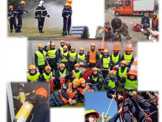 Les sapeurs-pompiers de l'U.O des étangs et de l'U.O de Hoste recrutent des JSP