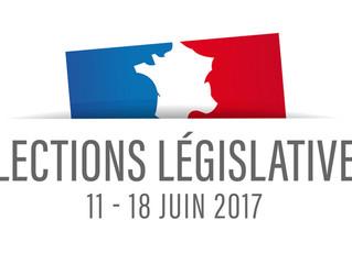 Élections Législatives 2017 : Résultats du 2nd tour