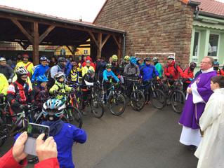 Ouverture de la saison cyclo à Saint-Jean