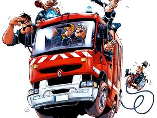 Estivales : Sapeurs-pompiers - Rappel