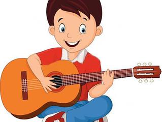 Estivales : Initiation à la guitare - Rappel