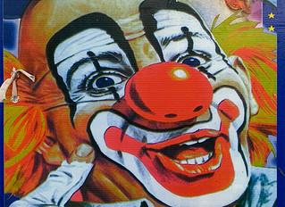 Cirque ce mercredi 14/10/20 à 15h00