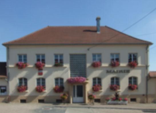 Mairie de Saint-Jean-Rohrbach