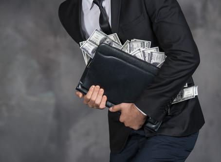 Undersøkelse - Er nordmenn villige til å hvitvaske penger?