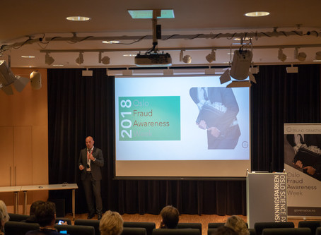 Oslo Fraud Awareness Week 2018