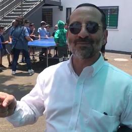 Rav Ehoud Cohen, membre actif de Simha Lehaim