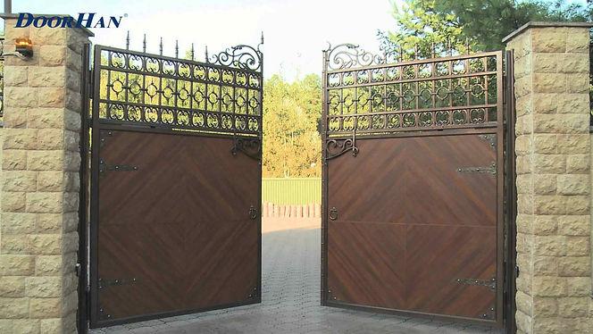 Распашные ворота Краснодар