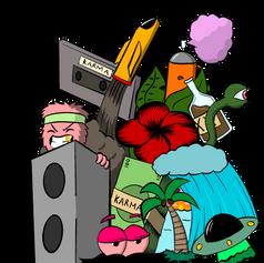 Doodle l