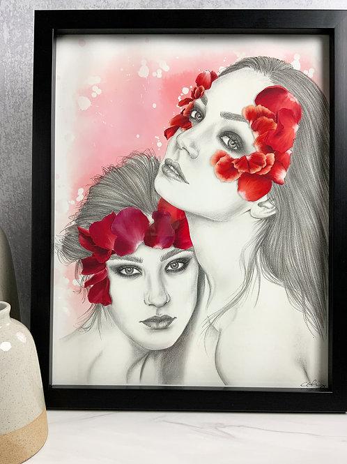 Rose et Rose
