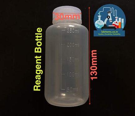 Reagent bottle (wide mouth, sterile and non-sterile)