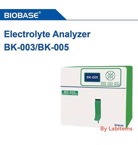 Electrolyte analyzer BK003