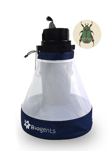 Biogents Pro mosquito trap for professional mosquito research