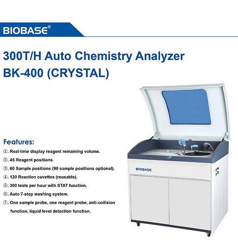 300 T/H Auto Chemistry Analyzer (BK 400) CRYSTAL