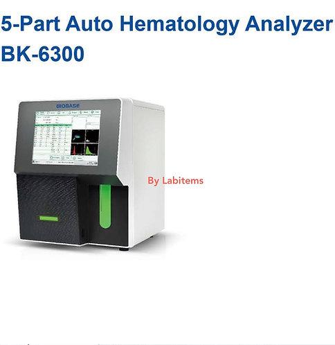 5-part auto hematology analyzer BK-6300