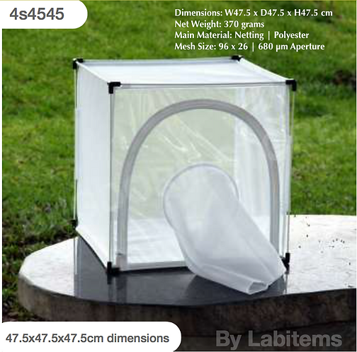 Mosquito rearing cage -1