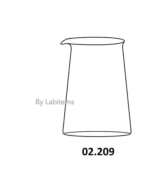 Glass Beaker (02.209)