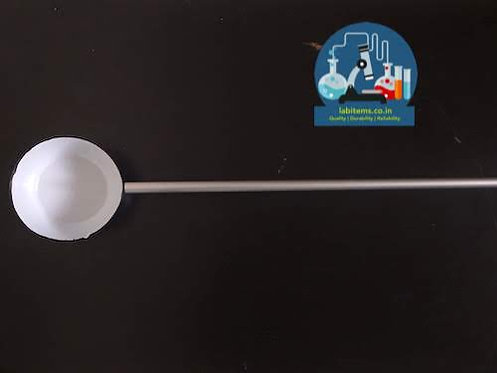 Mosquito larval laddle or dipper with ABS Plastic Cup