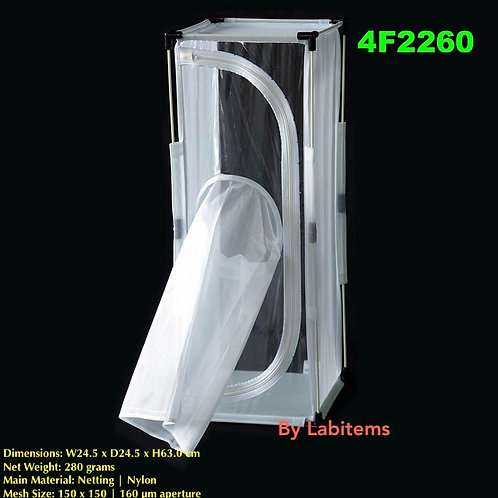 Insect rearing cage for biological control