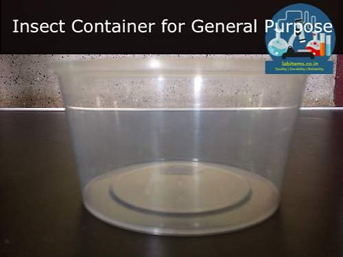 Mosquito Larval Container