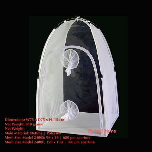 Insect rearing tents