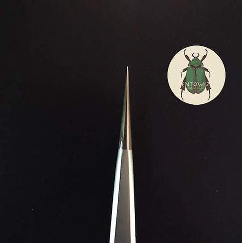 Entomological forceps extra fine tip