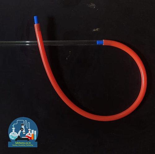 Mosquito Aspirator w/ HEPA Filter L30cm x Dia10mm Acrylic Tube Straight LI-MR-36