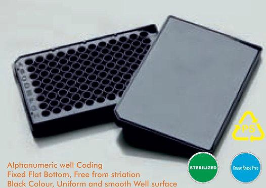 Serological plates Black Color