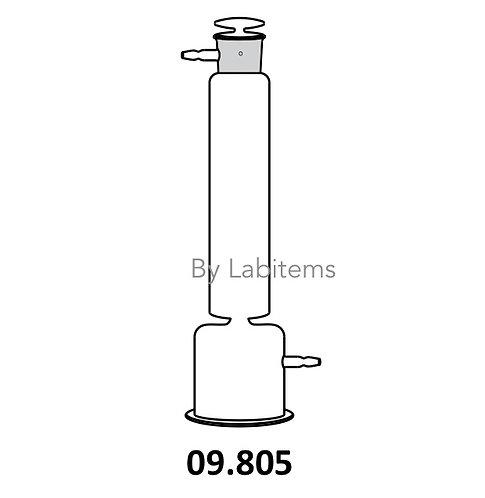 Calcium chloride tower