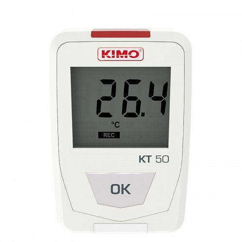 Data logger temperature and humidity