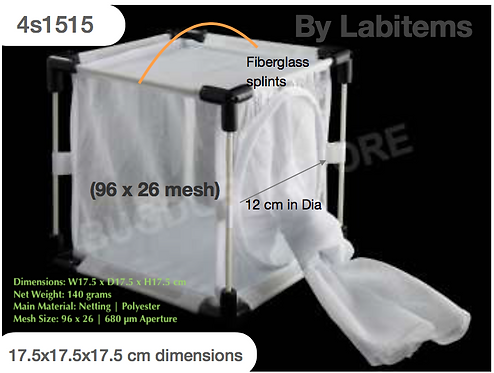 Mosquito rearing cage 4s1515