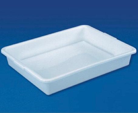 Laboratory plastic tray or Larval tray plastic