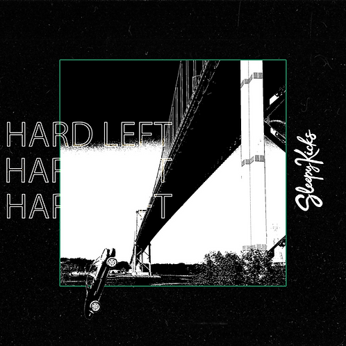 Hard Left EP Poster