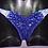 Thumbnail: Bikini Competition Suit Deep Ocean Blue/ NPC/IFBB