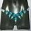 Thumbnail: Competition Bikini Suit Seashell Blue  NPC/IFBB