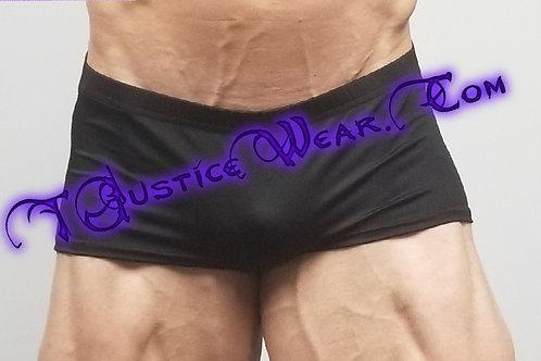 Men's Classic Physique Bodybuilding Trunks Super Low Rise